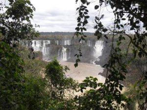 Am-Ziel-Erleuchtung - Wasserfall