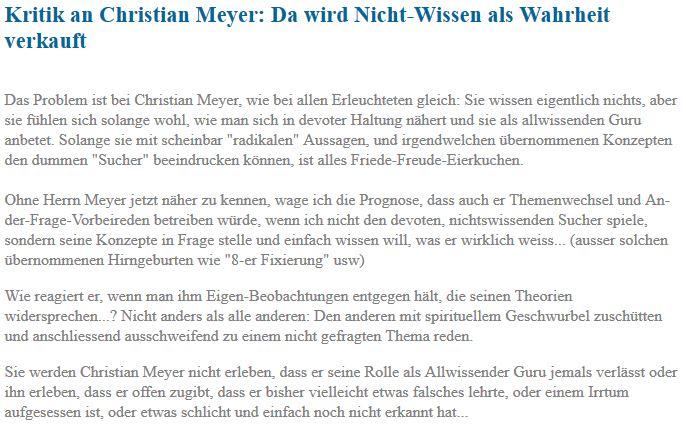 Matthias Pöhm – Erleuchtung – Christian Meyer