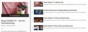 Neues Zeitalter TV - der Am-Ziel-Erleuchtung
