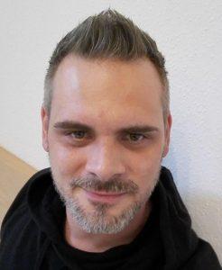 Guru der Am-Ziel-Erleuchtung Sascha Herwig