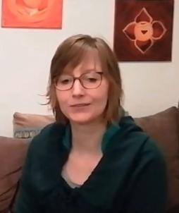 Guru Liane der Am-Ziel-Erleuchtung