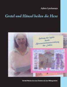Gretel und Hänsel heilen die Hexe - Bildergeschichte