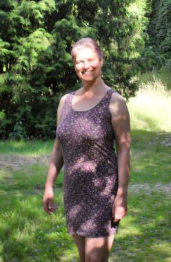 Foto der am-Ziel-erleuchteten Spirituellen Meisterin Ayleen Lyschamaya
