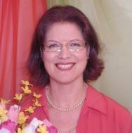 Spirituelle Meisterin Ayleen Lyschamaya der Am-Ziel-Erleuchtung